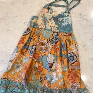 The Ellie Rose- Floral Dress Size 3T